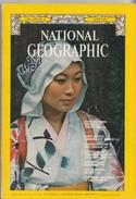 National Geographic Magazine Vol. 149, No. 6, June 1976 - Travel/ Exploration