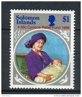 Solomon Islands 1986. Yvert 604 ** MNH. - Salomon (Iles 1978-...)