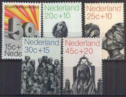 NIEDERLANDE 1971 Mi-Nr. 958/62 ** MNH - Nuovi