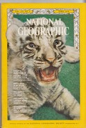 National Geographic Vol. 137, No. 4, April 1970 - Travel/ Exploration