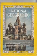 National Geographic Magazine Vol. 129, No. 3, March 1966 - Travel/ Exploration