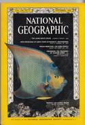 National Geographic Magazine Vol. 130, No. 5, November 1966 - Travel/ Exploration