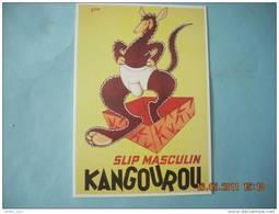CLOUET    10453   SLIP KANGOUROU    SEGUIN - Advertising