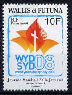 WF - 711* - JOURNEE MONDIALE DE LA JEUNESSE - Wallis-Et-Futuna