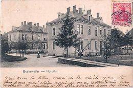 Cpa BOUXWILLER 68 BUCHSWEILER - Hospital - Altri Comuni