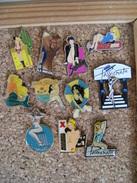 Lot De Pin's Pin-ups Pin Up Playmate Filles Sexy ,EGF/EAF/époxy - Pin-ups