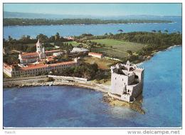 475. Iles De Lerins, L'Ile De Saint-Honorat, Monasti?re Et Chateau - Autres Communes