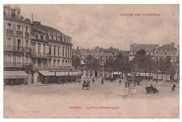 65 - TARBES . PLACE MAUBOURGUET - Réf. N°4812 - - Tarbes