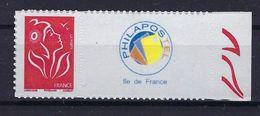 "FR Personnalisés YT 3802Ab "" Marianne Lamouche TVP  Adhésif "" 2005 Neuf** - Personalisiert"