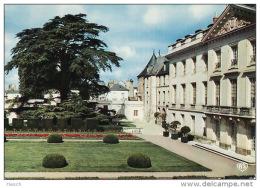 64aTours, Le Jardin Du Mus?e Et Le C?dre  1975 - Tours