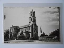 CPSM GABY 3 MONTAUBAN-DE-BRETAGNE L'Eglise - Altri Comuni