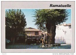 375aRamatuelle,  La Place De L'Ormea - Ramatuelle
