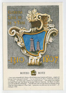 ARALDICA  DEI  SETTE   COMUNI  E  CONTRADE   ANNESSE    ROTZO-ROTZ  (VI)             (NUOVA) - Autres Villes
