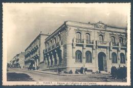 Algérie TIARET Banque Rue Cambon - Algérie