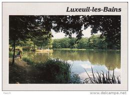 758aLuxeuil Les Bains, Le Lac Des 7 Chevaux - Luxeuil Les Bains