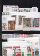 ANDORRE FRANCAISE LOT De Timbres Neufs Sans Charnière SUPERBE - Collezioni