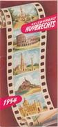 Reisbureau Huybrechts 1954 - Europe