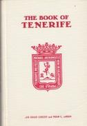The Book Of Tenerife - Luis Diego Cuscoy And Peder C. Larsen- 1966 - Atlases, Maps