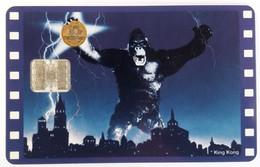 Cinécarte  Star Pass King Kong - France