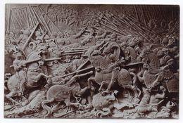 Cpa Photo Fritz Gratl - Victoire De Maximilien (Habsbourg) Sur Les Français Guinegate 1479-Zweite Schlacht Bei Guinegate - Storia