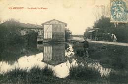 Hampigny- Le Jard,La Marne,- Clair - France