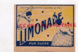 ETIQUETTE LIMONADE - RARE   IMPRIMERIE ART M. MARIAGE PARIS - ANGE ANGELOT SOLEIL PLANETE - Etiquettes