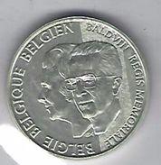 BELGIE - BELGIQUE 250 Frank / 250 Franc 70ste Verjaardag K. Fabiola 1998 - 1993-...: Albert II