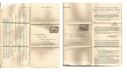 Malaysia. 1960 (Feb) Selangor. KL Local Municipal Communication Message. Doble Circulation. Interesting Shows Well. - Malaysia (1964-...)