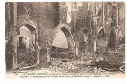 Reims - Façade Du Cloître Dans La Cour - Guerre 1914-18 - WW1 - Reims