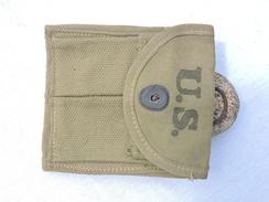 PORTE CHARGEURS U.S. M.1 Modifié INDOCHINE ARMEE FRANCAISE #.2 - Equipment