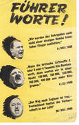 VLUCHTSCHRIFT  Tracte - 1939-45