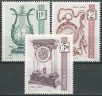 ÖSTERREICH 1970 Mi-Nr. 1344/46 ** MNH - 1961-70 Nuovi & Linguelle