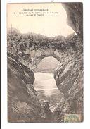 VALLON - LE PONT D ARC PRIS DE LA GROTTE DE PAUL ET VIRGINIE - Vallon Pont D'Arc