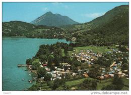319bAngon Talloires, Et Les Bords Du Lac D'Annecy (camping) - Talloires