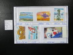 """1991  """" Mit Nr: 880-82 """"  8 Werte, Postfrisch  LOT 902 - Malta"""