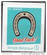 Belgique 2013 COB 4364A Neuf ** Cote (2016) 1.50 Euro Bonne Change Fer à Cheval - Belgio