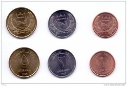Afghanistan 3 Coins Set 2004 (1383) - Afghanistan