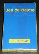 Rare Jeu De Cartes Publicitaire Neuf La POSTE, 32 Cartes - 32 Cartes