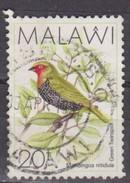 Malawi, 1988 - 20t Green Twinspot - Nr.525 Usato° - Malawi (1964-...)
