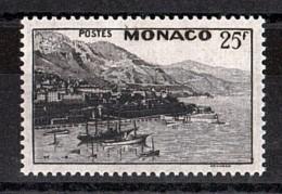 Monaco - 1948/49 - N° 313 - Neuf ** - Rade Et Vue De Monte-Carlo - Monaco