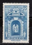 Monaco - 1948/49 - N° 313A - Neuf ** - Porte Du Palais - Monaco