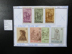 """1965  """" 3 Sätze """"  Postfrisch  LOT 905 - Vatikan"""