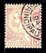 MONACO 15°15c Rose Prince Albert 1er (10% De La Cote + 0,15) - Monaco