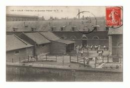 LILLE. Intérieur Du Quartier Kléber. 6ème Chasseurs 1909 - Lille