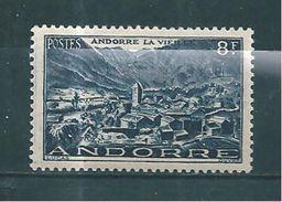 Andorre Francais Timbre De 1948/51  N°127  Neuf ** Parfait - Ungebraucht