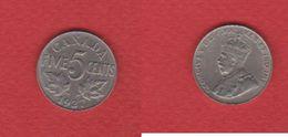 Canada / KM 29  / 5 Cents 1927 / TTB+ - Canada