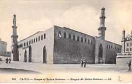 EGYPT Egypte - LE CAIRE Cairo : Mosque Of Sultan KALAOUN - CPA - AFRIQUE Africa Ägypten Egitto Egip - Cairo