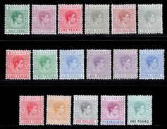 Bahamas 1938-1952 MH Set SG 149/157a Cat £150 - Bahamas (...-1973)