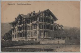 Sigriswil - Hotel Kurhaus Bären - BE Berne