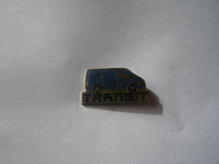 Pins Ford Transit - Ford